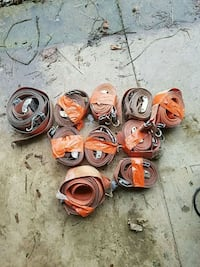 assorted-color fishing reel lot Wrightsville, 17368
