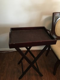 brown wooden table with chair Alexandria, 22304