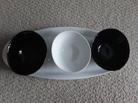 12 pce oval serving set  Coquitlam, V3B 0C6