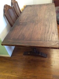 OTHER antique dining table Beverly Hills, 90211
