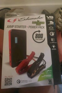 POWER PACK + JUMP STARTER Greeley