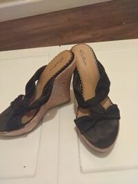 Size 6 wedges Rialto, 92376