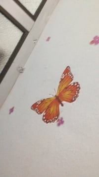 monarch wall decorative butterfly