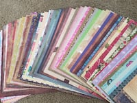 Scrabooking Paper for Card and Tag Making Crafts  Orlando