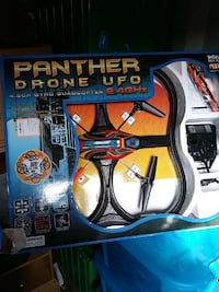 black Panther quadcopter with box Pacheco, 94553
