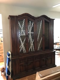 Dining room set with China cabinet #gameofthrones Stratford, 06614