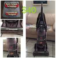 Bissell Velocity vacuum cleaner with hepa filter bagless Coral Springs, 33071