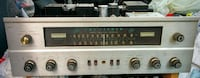 Vintage The Fisher 800-C AM/FM Wide-Band Multiplex Woodstock, 22664