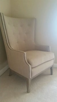 Nailhead Accent Chair Gaithersburg
