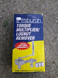 Torque Multiplier lugnut remover Capitol Heights, 20743