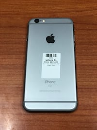 Space Grey iPhone 6s 32GB (CARRIER UNLOCKED)