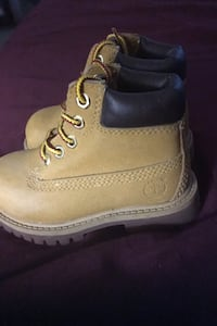 Toddler Boots Size 6c no box