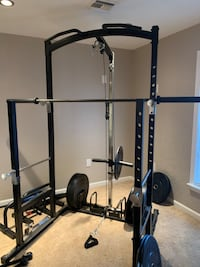 Home gym (moving sale)