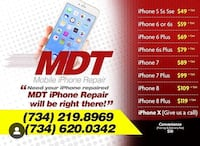 Phone screen repair Canton