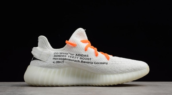 a244b16af Used Latest Off-White x adidas Yeezy Boost 350 V2 White for sale in ...