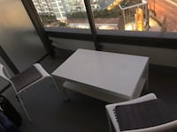 Coffee table + two chairs Vancouver, V6P
