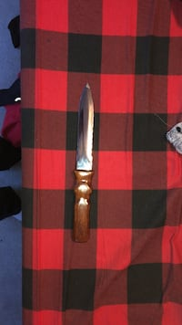Nice hand crafted knife  Airdrie, T4B