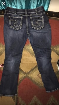Boot cut silver jeans  Great Falls, 59405