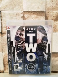 ARMY OF TWO PS3 ORJİNAL OYUN  8937 km
