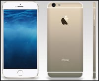 IPhone 6, 128 GB. Champagnefarget Oslo