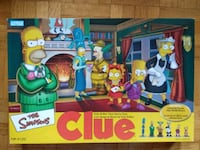 Simpsons CLUE 2nd Edition Toronto, M6H 3W8