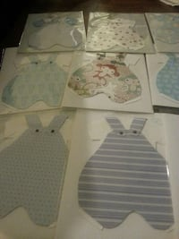 Blank Baby Shower Cards. $2 each/$35 for all 20 Medford, 97501