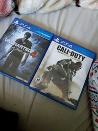 Ps4 games  3727 km