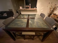 Dining Room Booth Table Bowie, 20716