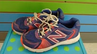 (310A) Girl's Sneakers NEW BALANCE Size 3 YOUTH
