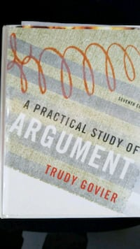 Practical study of argument  Mississauga, L4W 1M3