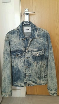 MSGM Denim Jacket Greater London, HA8 8BN
