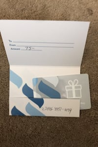 Massage envy gift cards