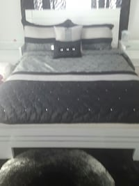 black and grey bedding Calgary, T2A 1G3