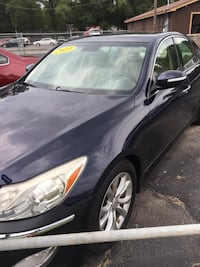 2013 Hyundai Genesis North Little Rock