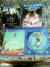 PS4 games  Augusta, 30904