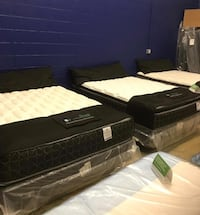 New mattress with box spring starting at $125. We have few King Queen Full Twin Mattresses left. Monroe Township, 08831