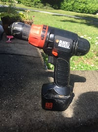 Black and Decker 12V Drill North Vancouver