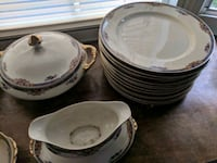 Gold plated china  Patchogue, 11772
