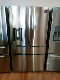 NEW SAMSUNG STAINLESS COUNTER D. FLEX ZONE Ontario, 91762