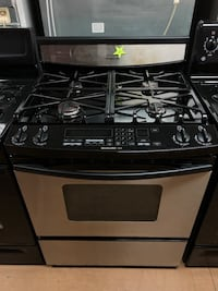 KitchenAid stainless steel gas stove  Woodbridge, 22191
