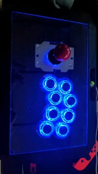 Fightstick Division No. 11, T8T