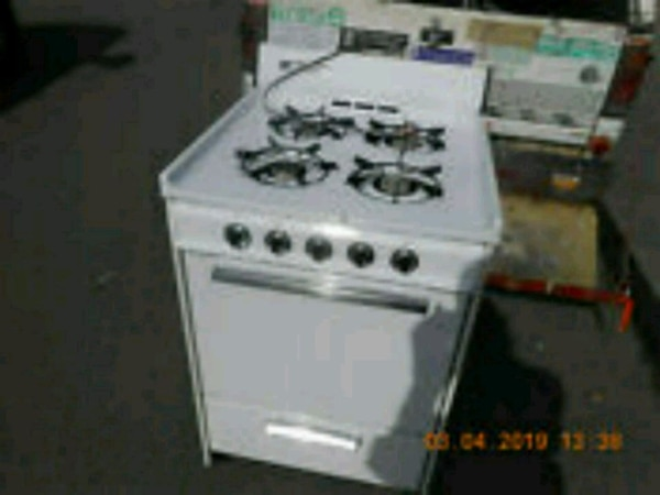 Small gas stove perfect for a small apartment 24 b