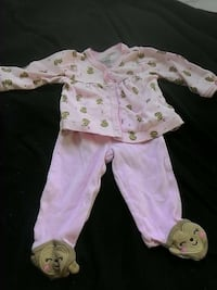 baby's pink outfit Syracuse, 13208