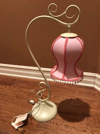 Pink bombay kids lamp