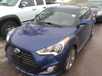 2015 HYUNDAI VELOSTER TURBO *FR $499 DOWN GUARANTEED FINANCE Des Moines
