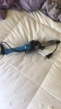 blue and black corded angle grinder Toronto, M1B 4P3