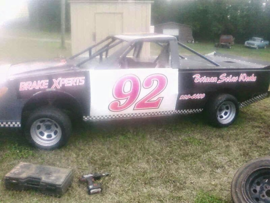 Used Mini stock race car for sale- rolling chassis in Dobson - letgo