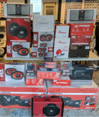 Large lot of Discount Car Audio and Lighting!!! VANCOUVER