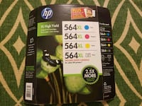 HP ink XL 4 pack Baltimore, 21202