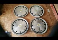 Chevy Hubcaps Number 3621 Unknown Size See Descrip Oxnard